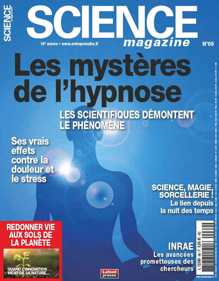 Science magazine du 13 janvier 2021