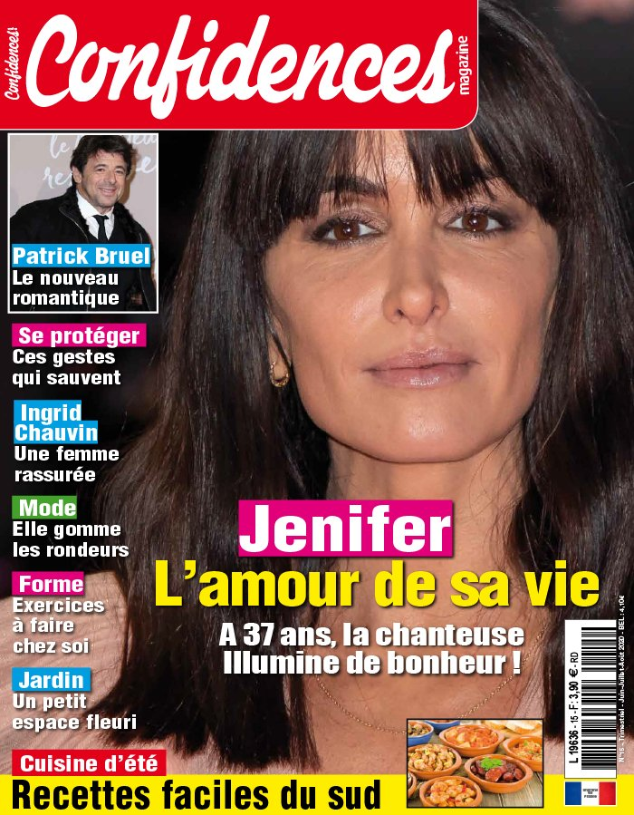 Confidences magazine du 03 juin 2020
