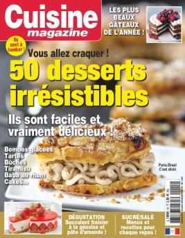 Cuisine magazine N°15 du 09 décembre 2020 à télécharger sur iPad