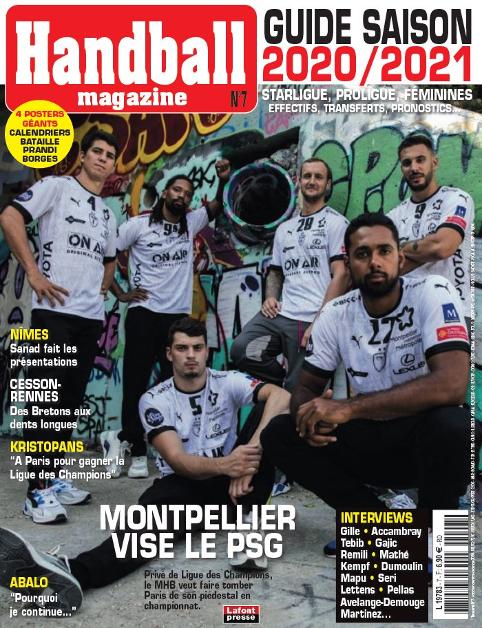Handball magazine du 16 septembre 2020