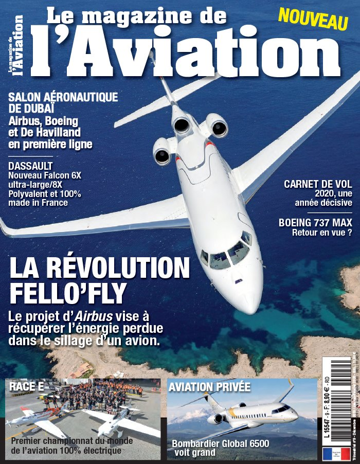 Le magazine de l'aviation du 19 novembre 2019