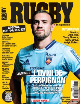 Rugby magazine 22 septembre 2021