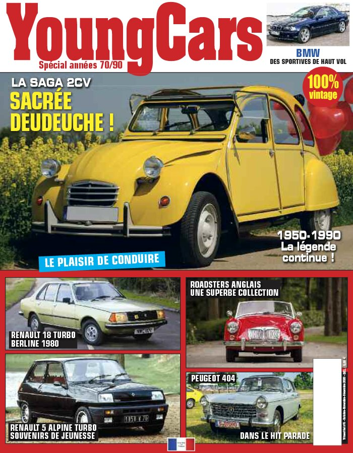 Youngcars du 16 septembre 2020