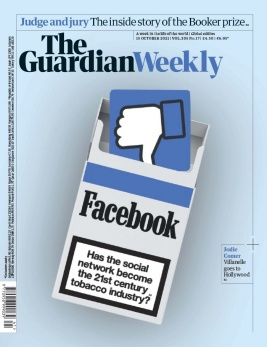 The Guardian Weekly 15 octobre 2021
