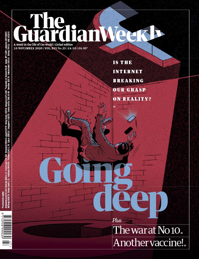 The Guardian Weekly du 20 novembre 2020