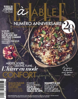 Elle à Table - 10/01/2020 |