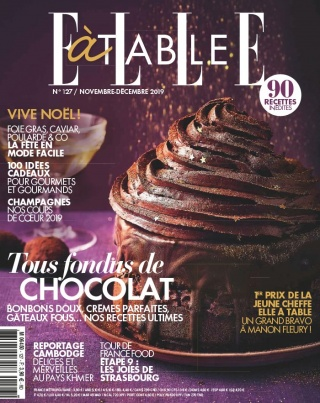 Elle à Table - 21/11/2019 |