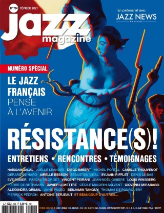 Jazz Magazine - 29/01/2021 | $result.Author