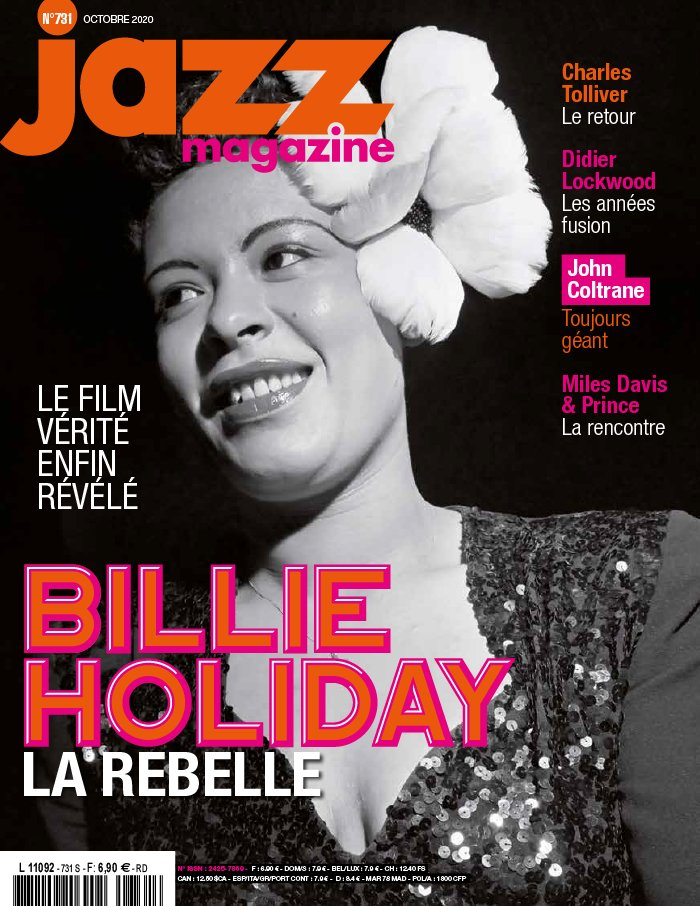 Jazz Magazine du 30 septembre 2020