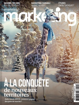Marketing Magazine N°214 du 03 avril 2019 à télécharger sur iPad