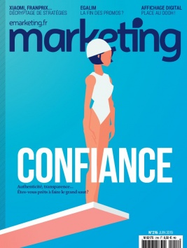 Marketing Magazine N°216 du 11 juin 2019 à télécharger sur iPad