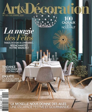 Art & Décoration - 27/11/2020 |