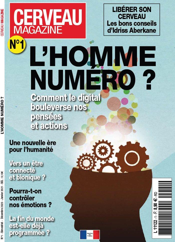 Cerveau Magazine du 25 novembre 2020