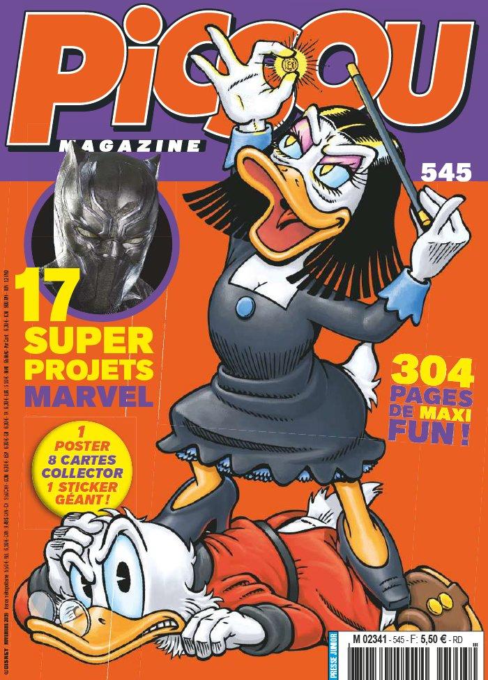 Picsou Magazine du 25 septembre 2019